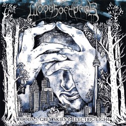"Woods Of Ypres ""Woods 5: Grey Skies & Electric Light"" CD"