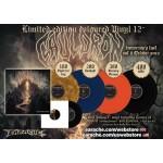 "Cauldron ""Tomorrows Lost"" Limited Edition Vinyl with Bonus 7"""