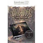 "Cauldron ""Tomorrows Lost"" CD"