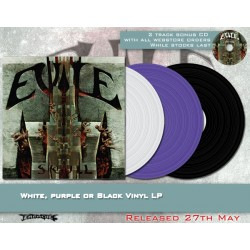 "Evile ""Skull"" Limited Edition Colour Vinyl"