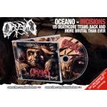 "Oceano ""Incisions"" CD"