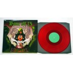 """Hour Of 13 """"Lucky Bones / Razorrock Tapes"""" Limited Edition Red 12"""" Vinyl"""