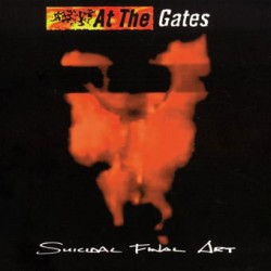 "At The Gates ""Suicidal Final Art"" CD"