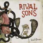 "Rival Sons ""Head Down"" Audiophile Gatefold 2x12"" Black Vinyl"