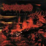 "Decapitated ""Winds of Creation"" CD/DVD"
