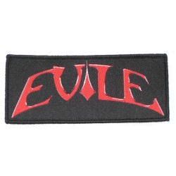"Evile ""Logo"" Woven Patch"