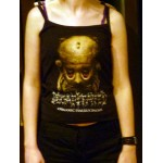 "Decapitated ""Organic Hallucinosis"" Women's Strappy Top"