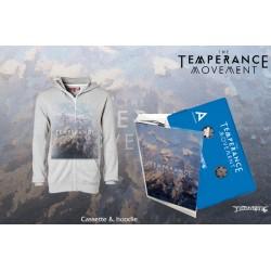 """The Temperance Movement """"The Temperance Movement"""" Cassette & Zip Hoodie"""