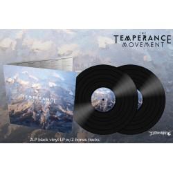 "The Temperance Movement ""The Temperance Movement"" 2LP Black vinyl LP w/2 bonus tracks"