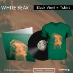 "The Temperance Movement ""White Bear"" Black Vinyl + T-shirt - PRE-ORDER"