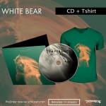 "The Temperance Movement ""White Bear"" CD + T-shirt - PRE-ORDER"