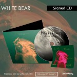 "The Temperance Movement ""White Bear"" SIGNED CD"