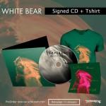 "The Temperance Movement ""White Bear"" SIGNED CD + T-shirt - PRE-ORDER"