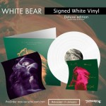 "The Temperance Movement ""White Bear"" SIGNED White Vinyl + Bonus Art Print"