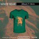 "The Temperance Movement ""White Bear"" T-shirt - PRE-ORDER"