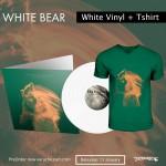 "The Temperance Movement ""White Bear"" White Vinyl + T-shirt - PRE-ORDER"